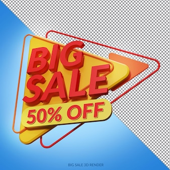 Grande vente 50% de réduction sur le rendu 3d de la maquette