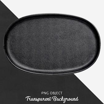 Grille de coulée en ellipse transparente