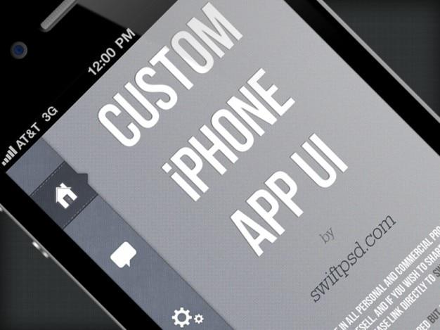 Gris app ui kit personnalisable