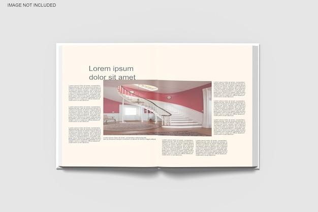 Gros plan sur la conception de maquette de livre à couverture souple