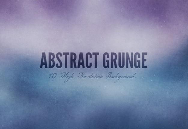 Grunge abstraits