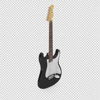 Guitare isométrique