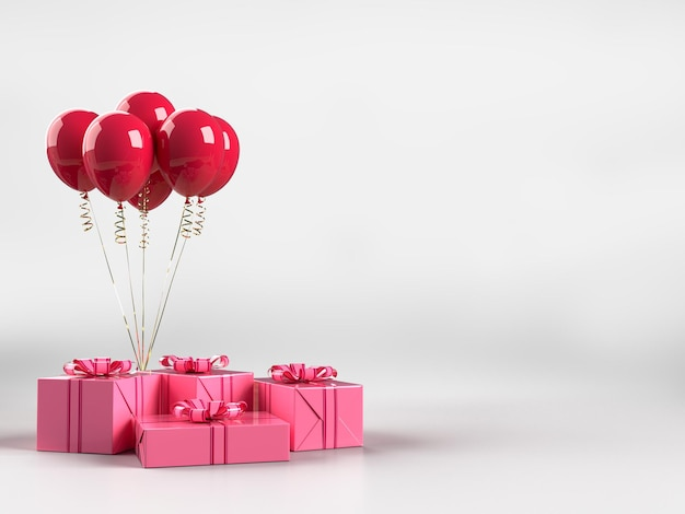 Happy valentines day be my valentine décorations maquette