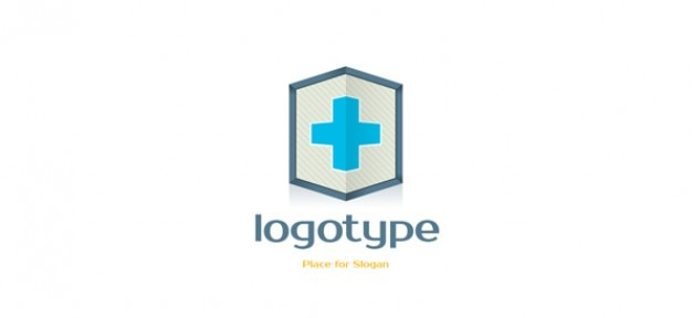 Haute tech template vecteur logo