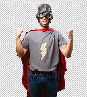 Homme super héros