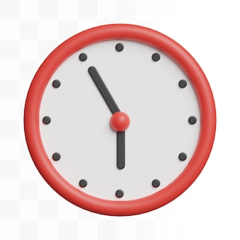 Horloge 3d