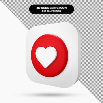 Icône de l & # 39; objet d & # 39; amour
