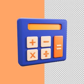 Illustration de la calculatrice 3d
