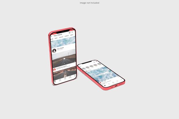 Instagram post smartphonemockup