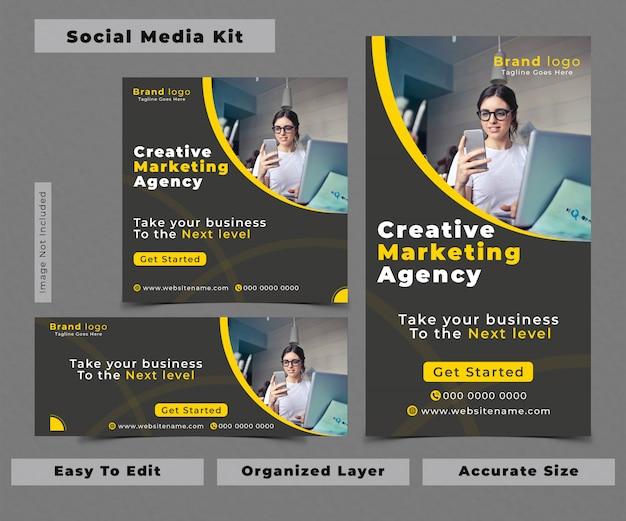Kit de médias sociaux