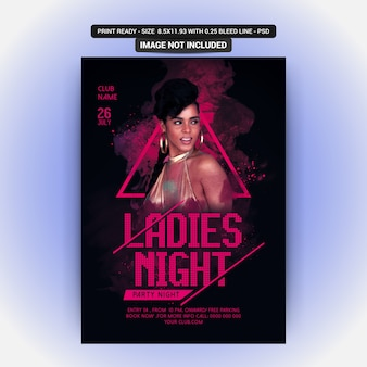 Ladies night party