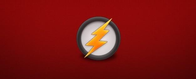 Lightning bolt icône