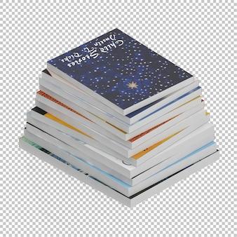 Livres isométriques