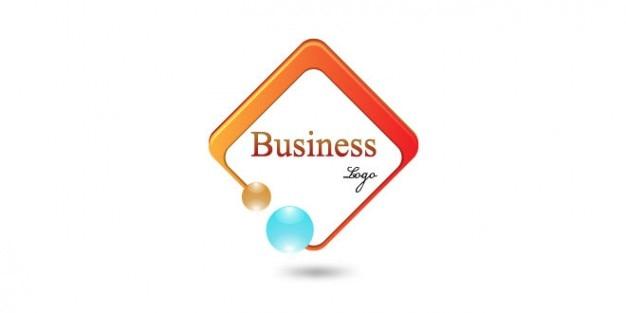 Le logo de l'entreprise modèle