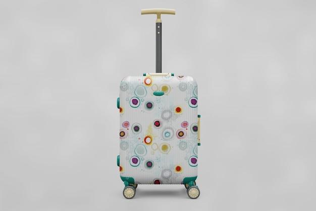 Le maillot de valise se moque