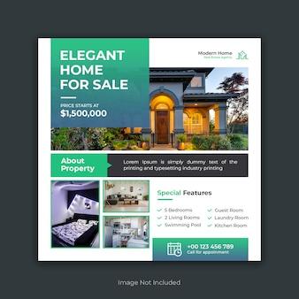 Maison élégante à vendre