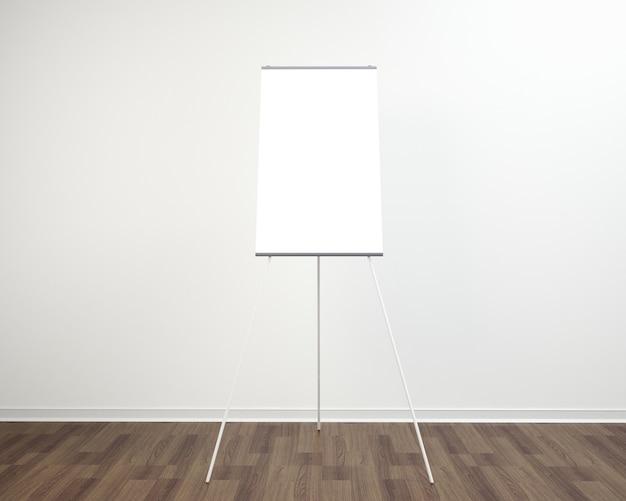 Maquette d'affiche moderne