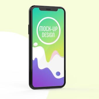 Maquette d'application mobile