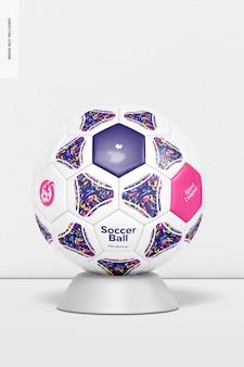 Maquette de ballon de football