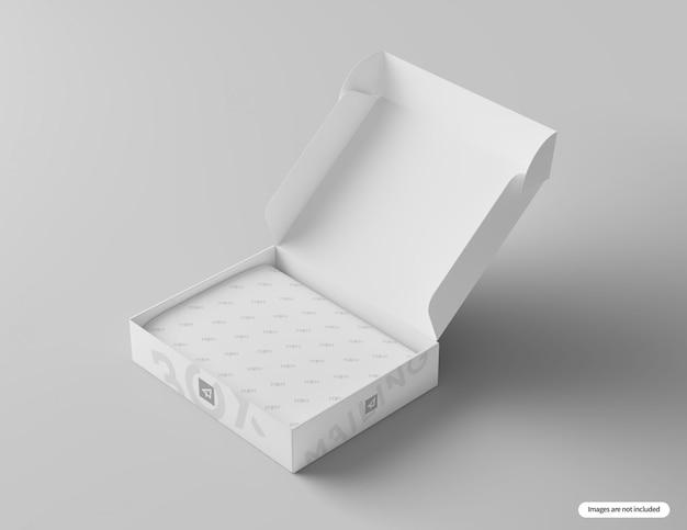 Maquette de boîte aux lettres