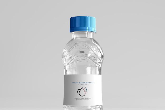 Maquette de bouteille d'eau douce de 500 ml