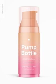 Maquette de bouteille à pompe de 2 oz