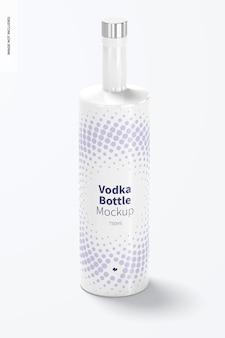 Maquette de bouteille de vodka