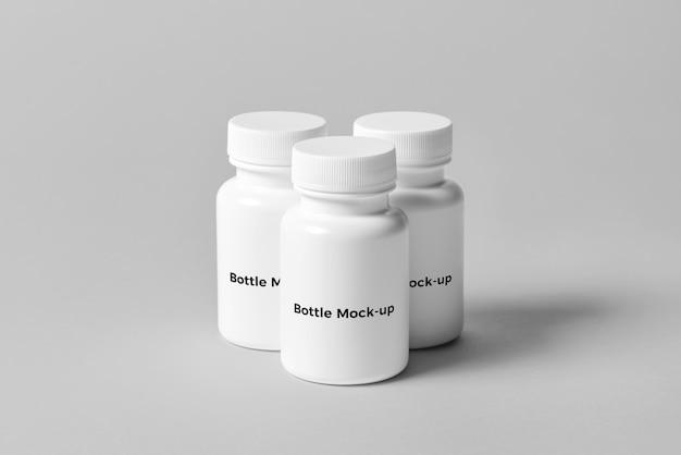 Maquette de bouteille