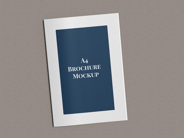 Maquette De Brochure A4 PSD Premium