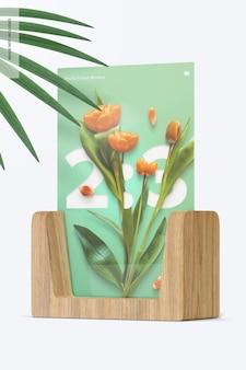 Maquette de cadre photo 2:3