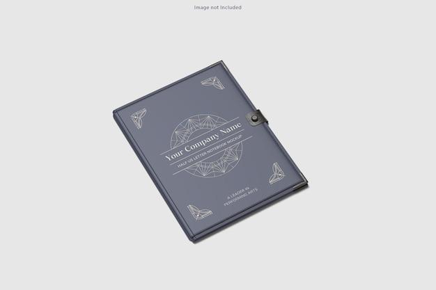 Maquette de cahier