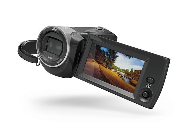 Maquette de caméra