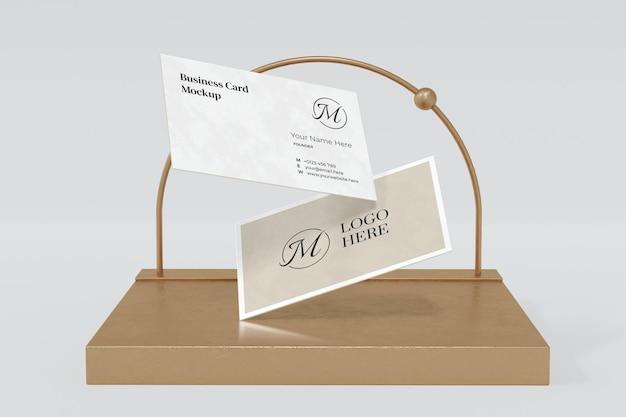 Maquette de carte de visite