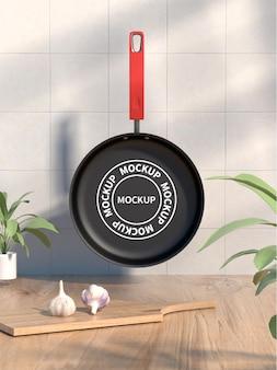 Maquette de casserole