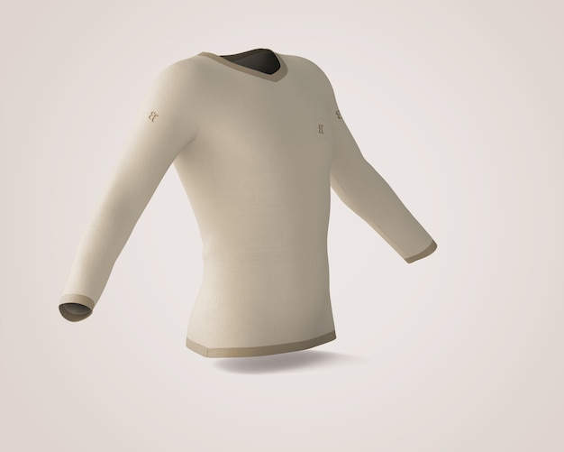 Maquette de chemise