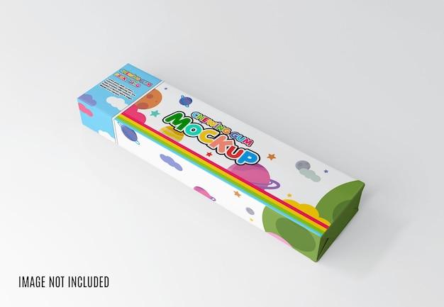 Maquette de chewing-gum
