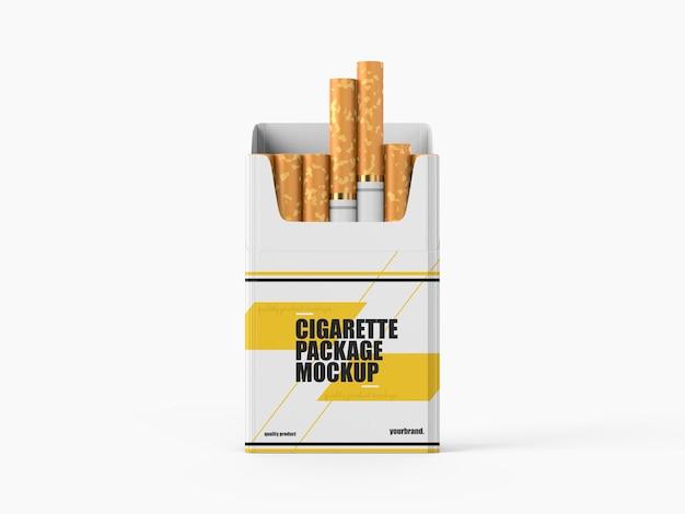 Maquette de cigarettes