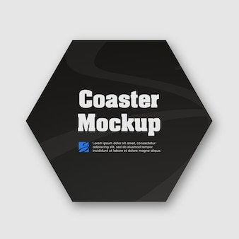 Maquette coaster