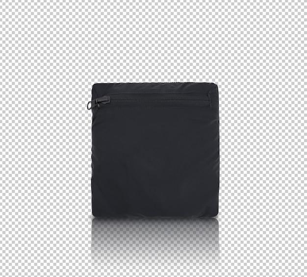 Maquette compressible de sac