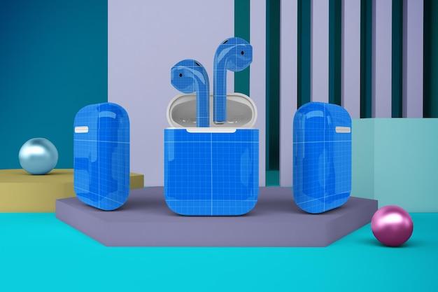 Maquette de conception de pods