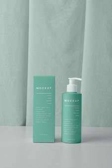Maquette de conception de spray cosmétique