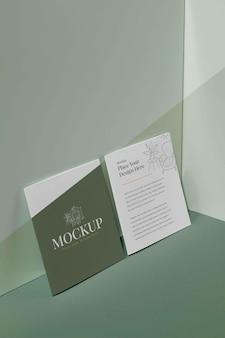 Maquette De Conception De Studio De Brochure Psd gratuit