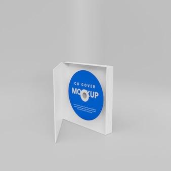 Maquette de couverture de cd