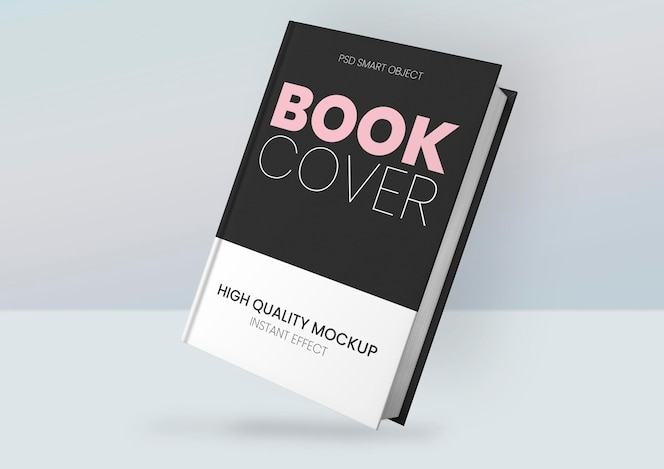 Maquette de couverture de livre