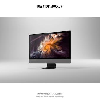 Maquette d'écran de bureau