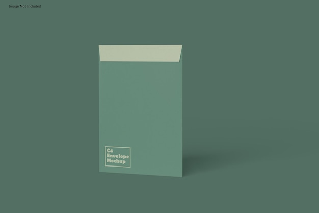 Maquette d'enveloppe c4