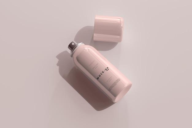 Maquette de flacon pulvérisateur