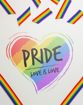 Maquette gay pride