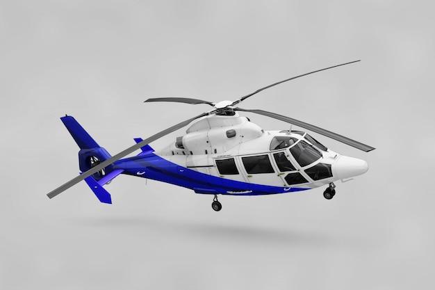 Maquette d'hélicoptère réaliste