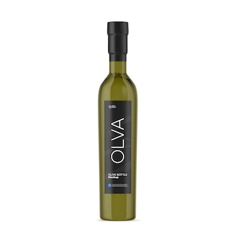 Maquette à l'huile d'olive